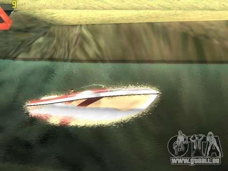 ENBSeries v3 pour GTA San Andreas quatrième écran