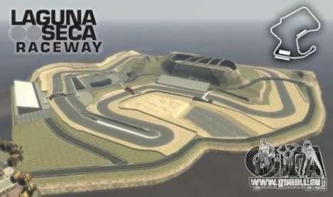 Laguna Seca ( Final ) für GTA 4
