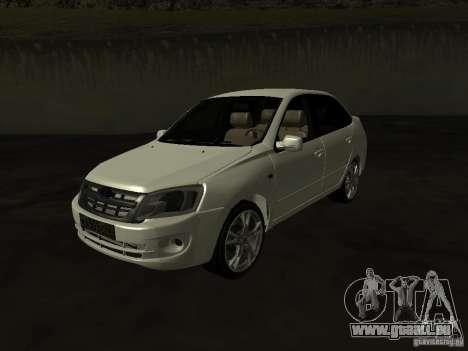 Lada 2190 Granta für GTA San Andreas