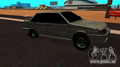 VAZ 2115 für GTA San Andreas rechten Ansicht
