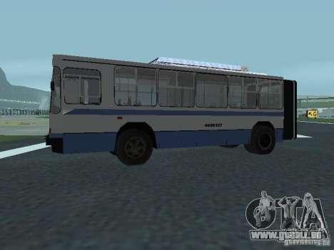FEROUK T1 pour GTA San Andreas vue de droite