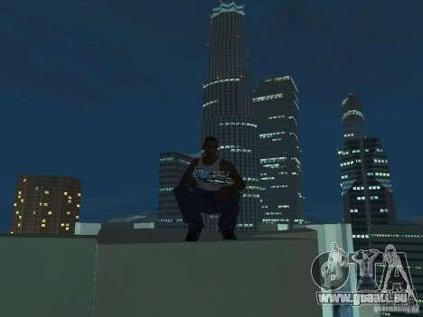 Weapons Pack pour GTA San Andreas dixième écran