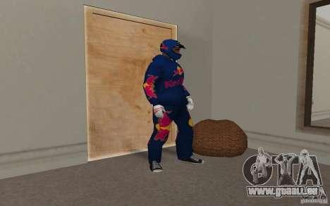 Red Bull Clothes v2.0 für GTA San Andreas her Screenshot