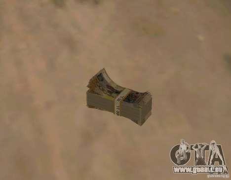 Argent kazakh pour GTA San Andreas