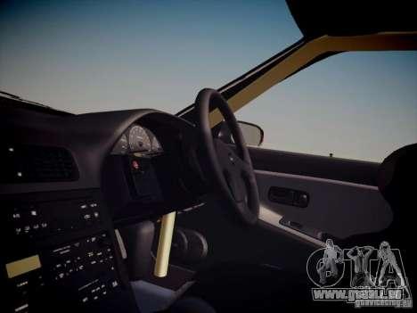 Nissan Silvia S13 Daijiro Yoshihara für GTA San Andreas Innenansicht