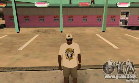 GAP John Cena für GTA San Andreas dritten Screenshot