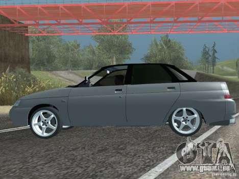 LADA 21103 Maxi pour GTA San Andreas laissé vue