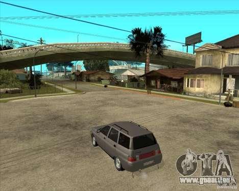 VAZ-2111 für GTA San Andreas linke Ansicht