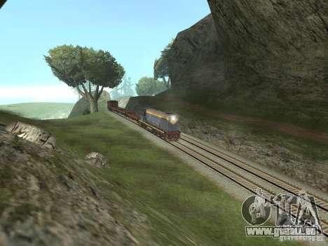 TÈM1M-1836 pour GTA San Andreas vue arrière