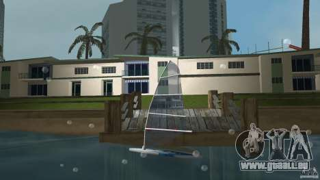 Windsurf für GTA Vice City linke Ansicht