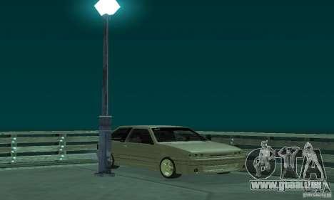 VAZ 2113 ADT Art Tuning pour GTA San Andreas vue arrière