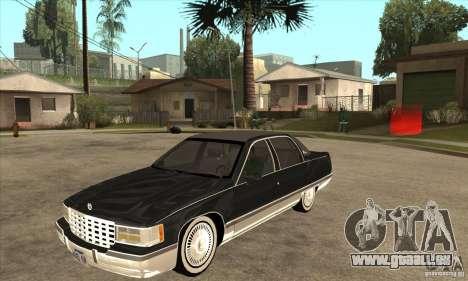 Cadillac Fleetwood 1993 pour GTA San Andreas