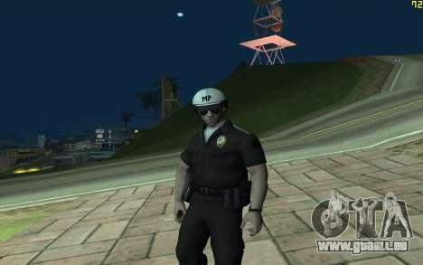 Nouveau DPSnik pour GTA San Andreas