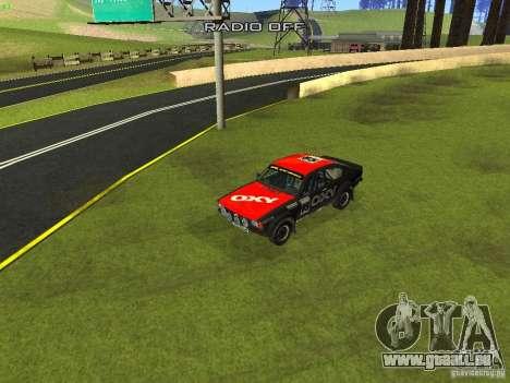 Opel Kadett pour GTA San Andreas moteur