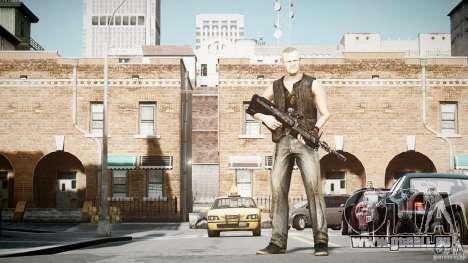 Merle Dixon pour GTA 4 quatrième écran
