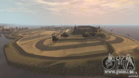 Laguna Seca v1.2 pour GTA 4 troisième écran