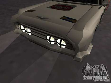 Bloodring Banger (A) von Gta Vice City für GTA San Andreas Rückansicht