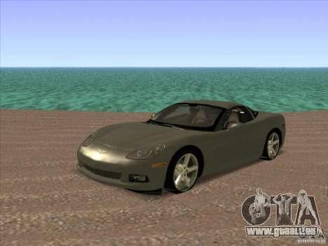 ENB de GTA IV pour GTA San Andreas quatrième écran