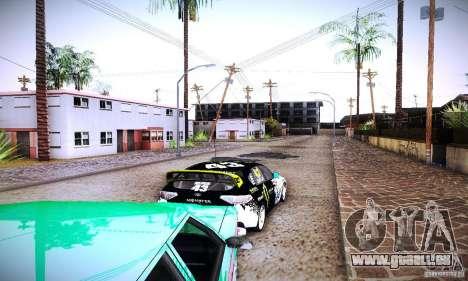 New El Corona pour GTA San Andreas troisième écran