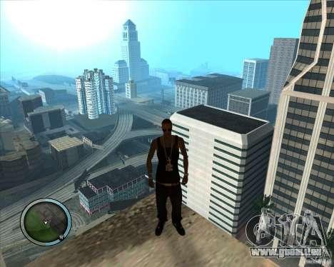 Memory512 - No SALA or Stream anymore pour GTA San Andreas troisième écran