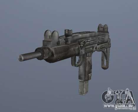 Grims weapon pack2 pour GTA San Andreas sixième écran