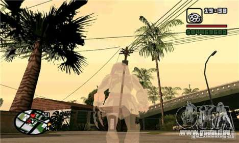 Effects of Predator v 1.0 pour GTA San Andreas