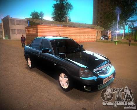 Lada Priora Suite pour GTA San Andreas