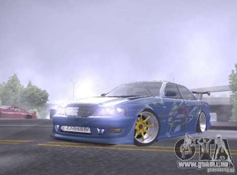 Toyota Chaser JZX100 Weld pour GTA San Andreas