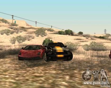 ENBSeries by Nikoo Bel pour GTA San Andreas troisième écran