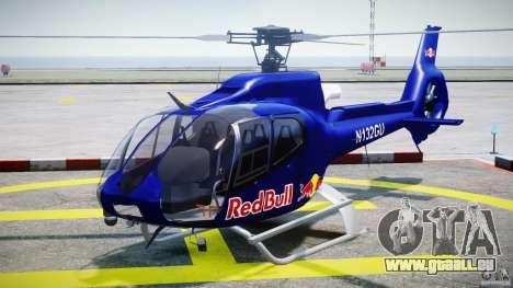 Eurocopter EC130 B4 Red Bull für GTA 4