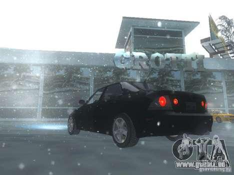 Lexus IS300 pour GTA San Andreas roue