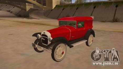 Pearce 1931 für GTA San Andreas