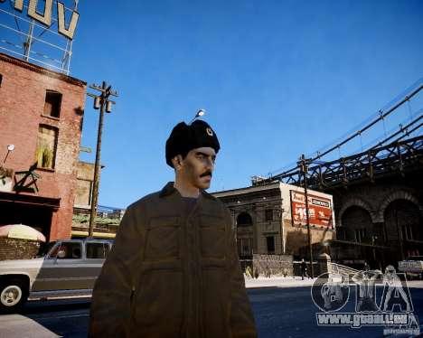 Niko - Stalin pour GTA 4 troisième écran