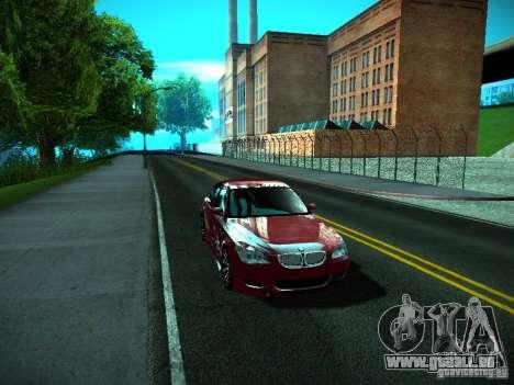 ENBSeries V4 pour GTA San Andreas troisième écran