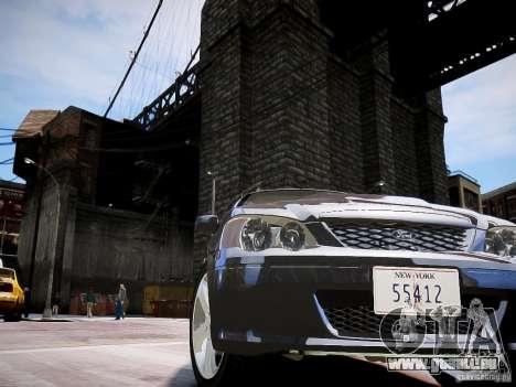 Ford Falcon XR-8 für GTA 4 rechte Ansicht
