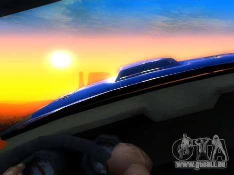 Fire Ball Paint Job 2 pour GTA San Andreas vue de droite