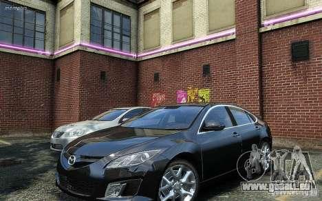 Mazda 6 2008 für GTA 4 rechte Ansicht
