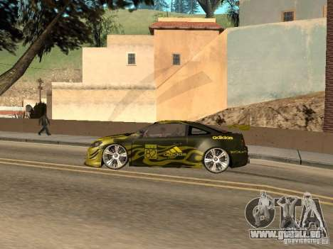 Chevrolet Cobalt SS Shift Tuning für GTA San Andreas linke Ansicht