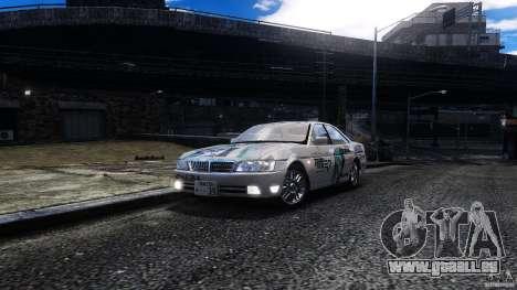 Nissan Laurel GC35 Itasha pour GTA 4