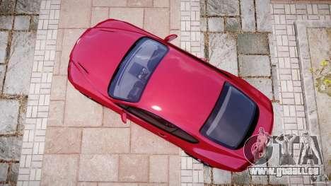 Bentley Continental SS v2.1 pour GTA 4 est un droit