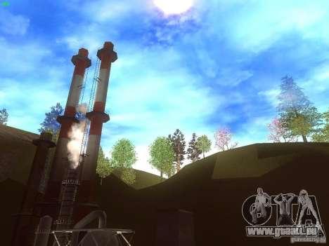 Spring Season v2 pour GTA San Andreas neuvième écran