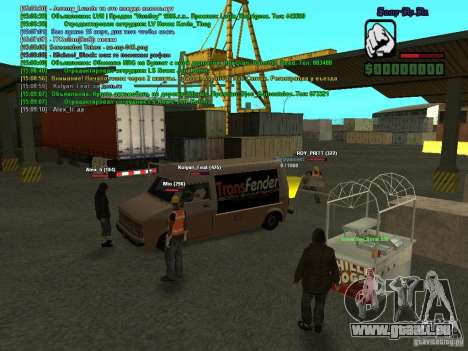 SA:MP 0.3d für GTA San Andreas siebten Screenshot