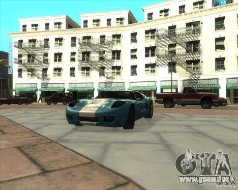 MOD de Jyrki pour GTA San Andreas quatrième écran
