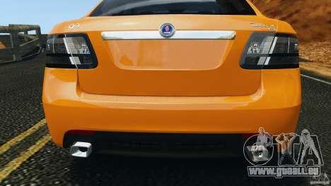 Saab 9-3 Turbo X 2008 pour GTA 4 Salon