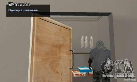 Hottes Assassinov pour GTA San Andreas quatrième écran