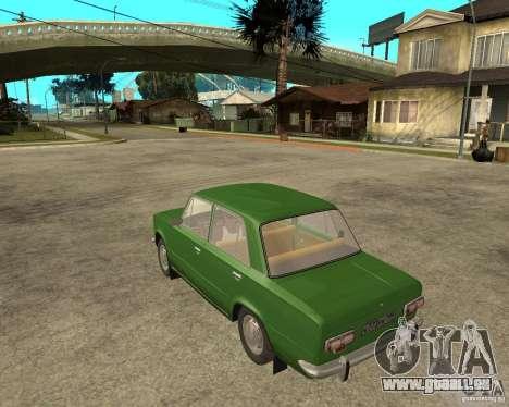 VAZ 2101 Kopek pour GTA San Andreas laissé vue