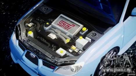 Subaru Impreza STI für GTA 4 rechte Ansicht