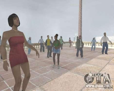 Madd Doggs party für GTA San Andreas dritten Screenshot
