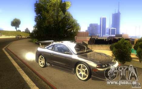 Mitsubishi Eclipse DriftStyle für GTA San Andreas