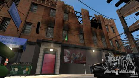 Break on Through beta MOD pour GTA 4